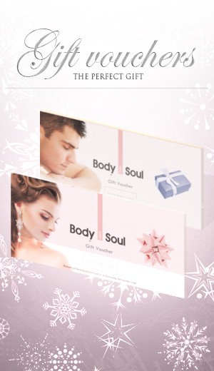Body and Soul Gift vouchers