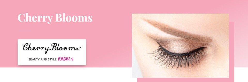 Cherry Blooms Lashes